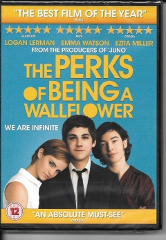 dvd - the perks of being a wallflower -new and sealed box