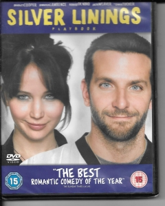 dvd - silver linings - new and sealed box
