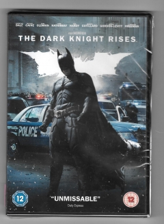 dvd - the dark knight returns - new and sealed box released