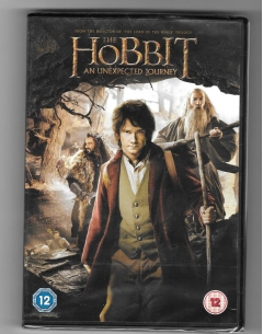 dvd- the hobbit new and sealed box
