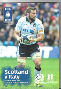 Rugby Union- Six Nations